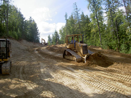 Big Rock Construction Amp Environmental Inc Excavation